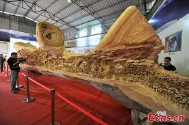 amazing wood sculpture babamail