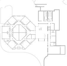 Louis Kahn Floor Plans by Addition To And Renovation Of Louis Kahn U0027s Temple Beth El