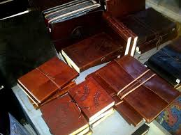 handmade leather photo albums beautiful handmade leather journals and photo albums baraka