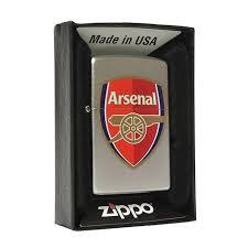 arsenal zippo lighter collection of arsenal zippo esta usado falta gasolina escucho