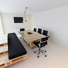 bureau palette bois 42 nouvelles façons de recycler des palettes en bois