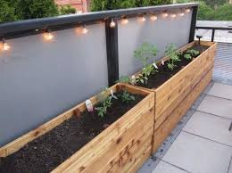 living room amazing deck rail planters and how they can help you