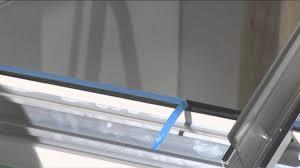 fitting u0026 sealing the edwardian conservatory glazing youtube