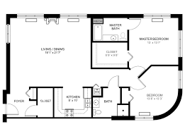 600 Sf House Plans Floor Plans Whitney Center