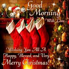 morning with wishing you all a happy blessed and