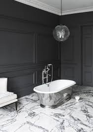 paint colours ideas inspiration colour scheme examples monochrome bathroom