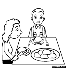 hanukkah coloring pages 1