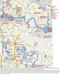 Jamestown Virginia Map James River Cats
