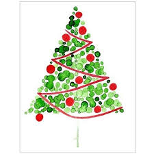 25 watercolor christmas cards ideas