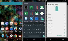 launcher3 android launcher 3 update brings now integration root only