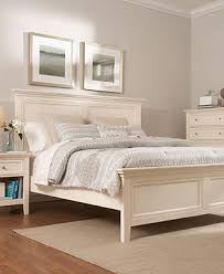 3 Piece White Bedroom Set Sanibel Bedroom Furniture Collection Created For Macy U0027s