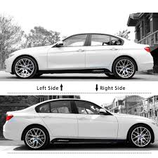 subaru side decal kaizen auto decal 2x 2 15m sport m performance vinyl sticker side