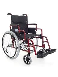 z tec folding aluminium self propelled wheelchair aluminium