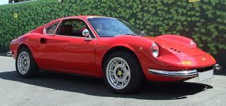 246 dino replica dino 246 hire rent d h cullen luxury car hire