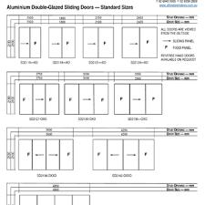 Standard Sliding Closet Door Size Sliding Closet Door Size Handballtunisie Org