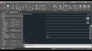 Stair Cad Block by Using The Divide Command To Draw The Stairs Youtube