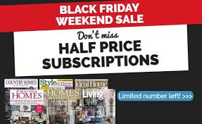 Country Homes And Interiors Magazine Subscription Black Friday Magazine Subscription Offers Ideal Home