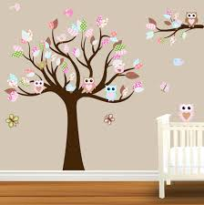 Etsy Wall Decals Nursery Etsy Nursery Wall Decals Wall Decals Chic Baby Room Tree Wall