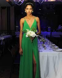 and green wedding dresses randy fenoli 2018 wedding dress collection martha stewart