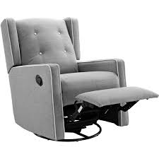 Swivel Glider Recliner Chair by Baby Relax Mikayla Swivel Gliding Recliner Choose Your Color