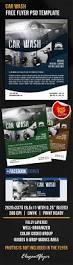 car wash u2013 free flyer psd template facebook cover u2013 by elegantflyer