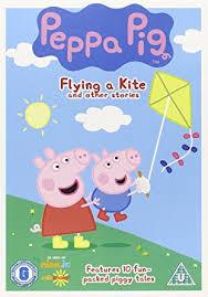 peppa pig flying kite stories volume 2 dvd amazon