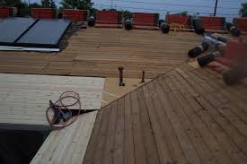 how to install new sheathing over old spaced sheathing for re roof