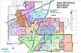 isd map find a school boundary maps
