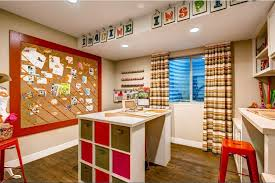 Home Craft Room Ideas - craft room ideas a space of vision and creative finesse home