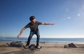 lexus hoverboard on track surf on land with the hoverboard ferrvor