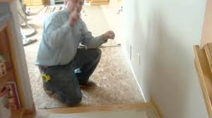 Installing Laminate Flooring In Hallway Install Wood Floor Straight With String Video Mp4 Youtube