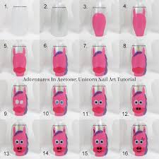 nail art tutorial step by step for beginners spikids com