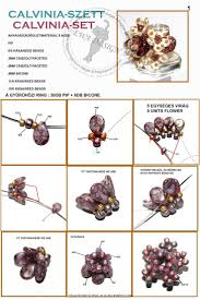 497 best beaded flowers images on pinterest rings tutorials and