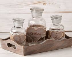 Sand Vases For Wedding Ceremony On Sale Personalized Rustic Barn Wood Wedding Sand Ceremony