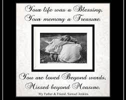 personalized in loving memory gifts memorial photo frame etsy