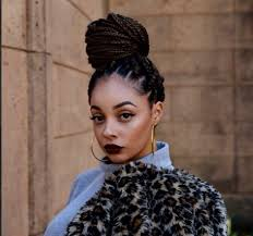 30 top box braids hairstyles for black women to do yourself