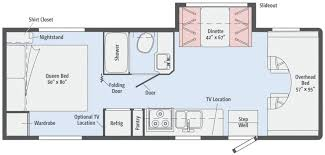 winnebago rialta rv floor plans uncategorized minnie winnie floor plan unbelievable with
