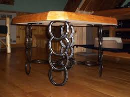 Horseshoe Bench 57 Best Horseshoe Furniture Images On Pinterest Horseshoe Crafts