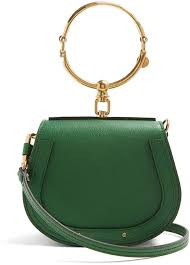 by terry make up strawberrynet hken chloé nile small leather and suede cross body bag