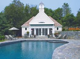 pool houses and additions