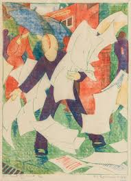 ethel spowers 1890 1947 a gust of wind c es
