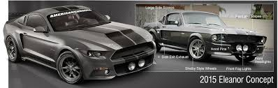 mustang eleanor parts iacocca eleanor bullitt 2015 mustangs see the parts needed to