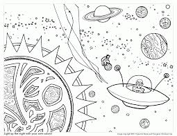 outer space for kids coloring pages for kids and for adults