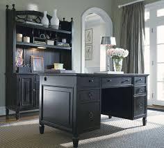 Black Wood Desk Office Interesting L Shaped Desk With Drawers Furniture Black