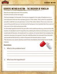 scientific method in action u2013 penicillin u2013 scientific method