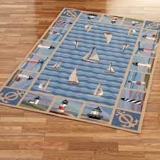Nautical Area Rugs Nautical Area Rugs Touch Of Class