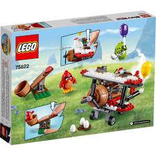lego angry birds piggy plane attack 75822 walmart com