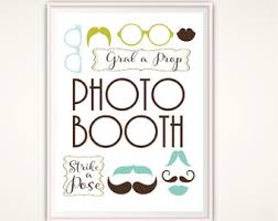 photo booth sign photo booth printable photobooth sign wedding photo booth