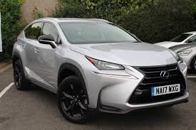 lexus es 300h jumpstart used 2017 lexus nx 300h 2 5 sport 5dr lexus navigation for sale in