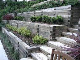 Steep Sloped Backyard Ideas Sloped Backyard Pictures Yard Design Small Sloped Backyard Design